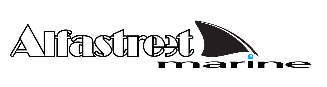 Alfastreet Marine logo